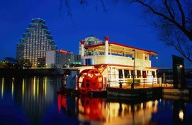 A Riverboat on the Colorado River