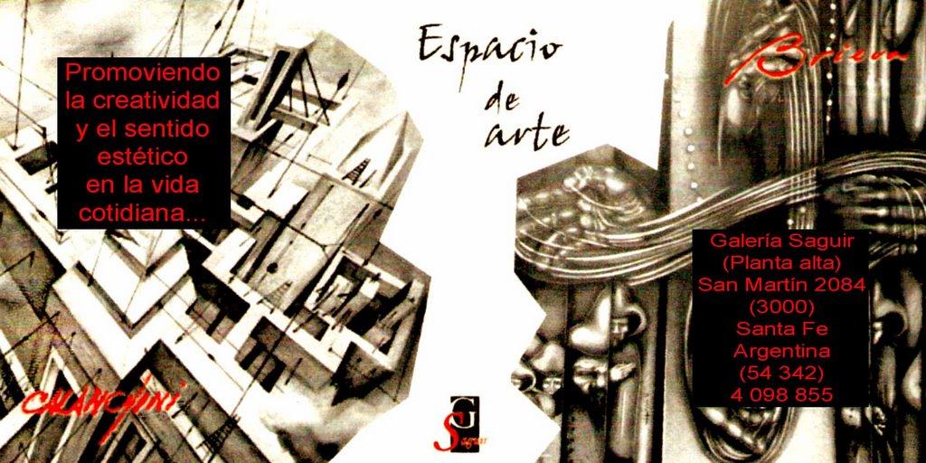 "Espacio de Arte ""Calanchini- Brieva"""