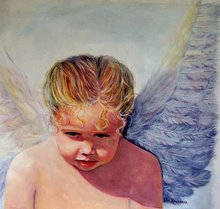 Angel watching over you!