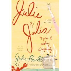 Julie Powell cooked every recipe in Julia's Vol I in a year
