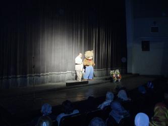 احتفالية التأبيين تقديم د هشام السلامونى و دبدوب الكسلان الكسلان