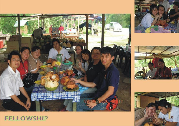 Fellowship with IPP Tan Bing Xian (9th September 2006)