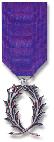 Chevalier dans l'Ordre des Palmes Académiques de la République Française