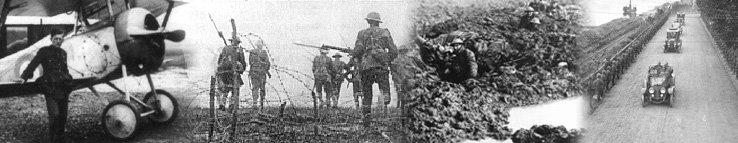Una mirada a la Primera Guerra Mundial
