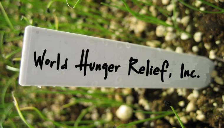 World Hunger Relief, Inc.