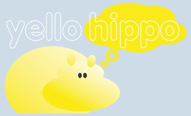 Yello Hippo . design . trends . crafts
