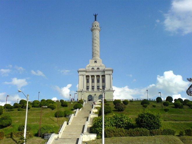 Monumento A Los Heroes De La Restauración