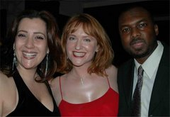 "Salma, ""My Mayor Lisa,"" and Aminu..."