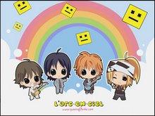 """L""""Arc~en~Ciel!!!!"""
