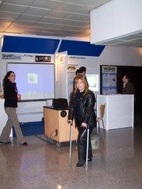 La pizarra virtual y la profesora Toñy Castillo