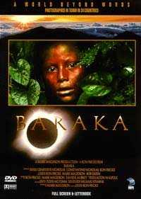 Una recomendación: BARAKA, sin palabras.