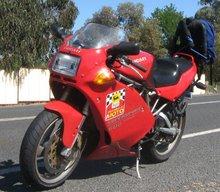 "Alan""s Ducati"