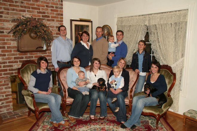 Our Family - November 2006
