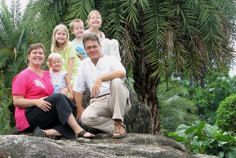 Brittan family - June 2007