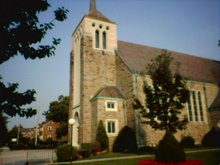 St. Rita Church in Dundalk, MD
