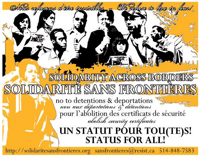 Solidarité sans frontières