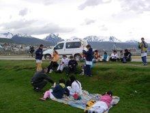 La 4ta Maratón en Ushuaia