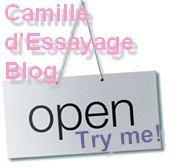 Camille d'Essayage blog