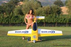 Prueba del Aeromodelo