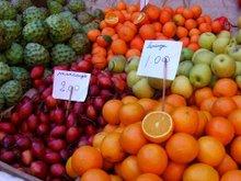 Mercado Municipal - Ilha da Madeira