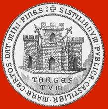 1300 sigillo di Trieste