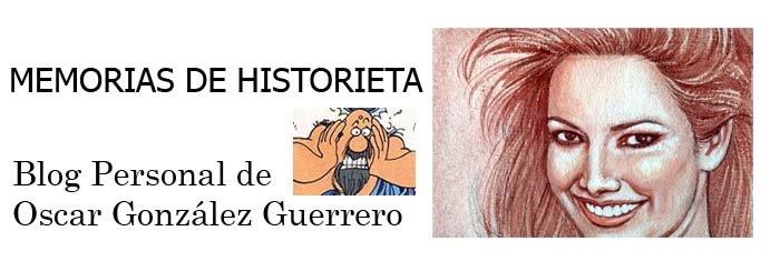 MEMORIAS DE HISTORIETA
