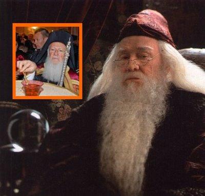 dumbledore Parace, mas não né!