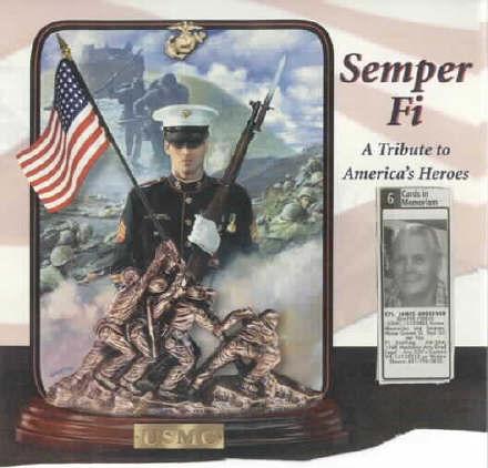 Memorial: Cpl.James R. Anderson
