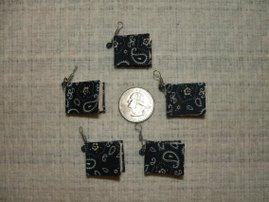 Mini Book Charms!