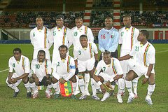 SYLI NATIONAL DE GUINÉE 2007
