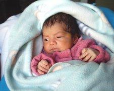 Baby Izzie