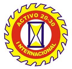 Logo Activo 20-30 Internacional