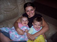Mommy and Girls