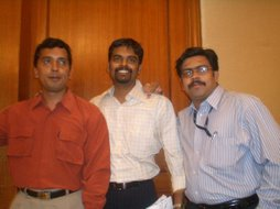 I am in the middle (My picture)