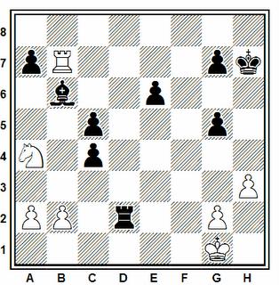 Problema número 148 en problemas de ajedrez