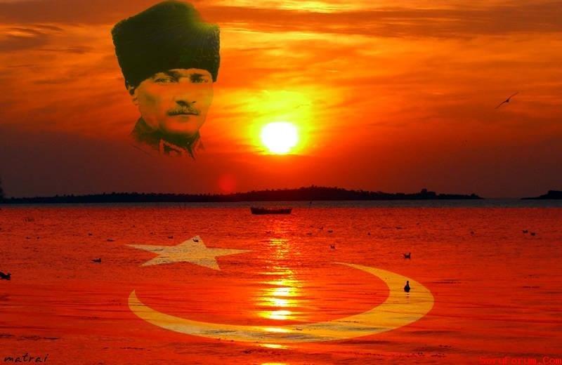 Bu memleket tarihte Türktü, halada Türktür ve ebediyen Türk olarak yaşayacaktır