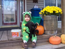 Froggie Halloween, Indiana, October 2006