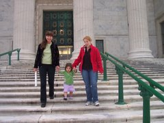 Our Chicago Day with Nikki and Erin, Sept 2006