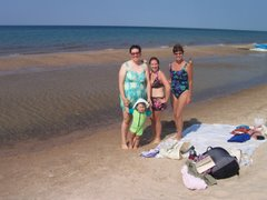 Gorgeous Beach Day, Sept 2006