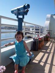 Blue Baby, Santa Cruz Pier June 2006