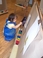 My little artiste