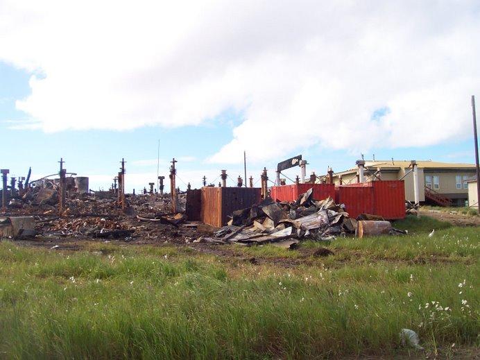 School Ruins