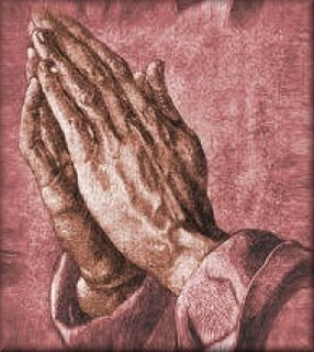 A Durer's Praying Hands