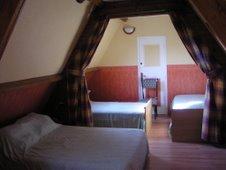 Une grande chambre