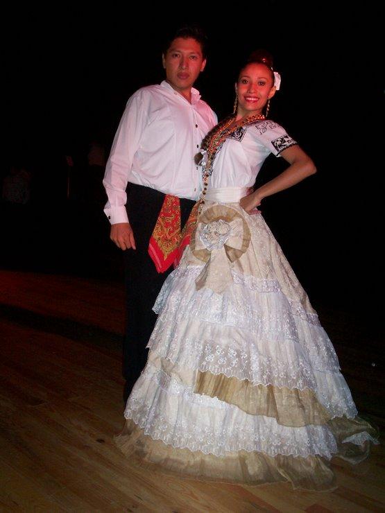 Traje de Gala del Estado de Campeche