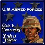 Proud of Our US Armed Forces