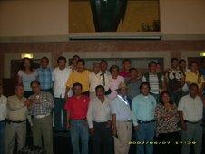 Se reunen las Delegaciones de la ARRPRECH con motivo al 7 de Junio