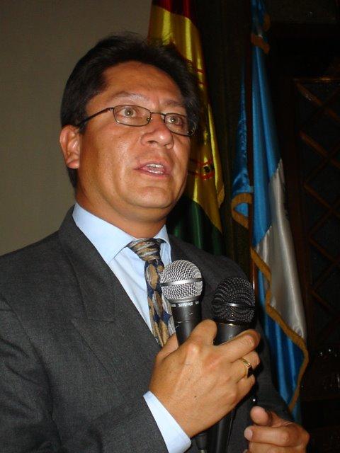 Juan Carlos Rivera Gramajo, del Canal 22