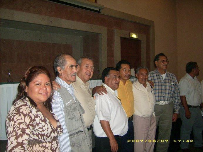 Aspecto de la Delegación Tonalá y Comitán