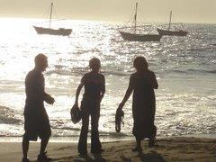 En Chulliyachi, una playa lejana de mi Piura